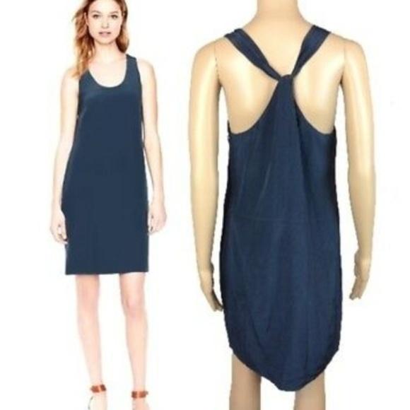 J. Crew Dresses & Skirts - J. Crew Twist back dress size 4 // C27